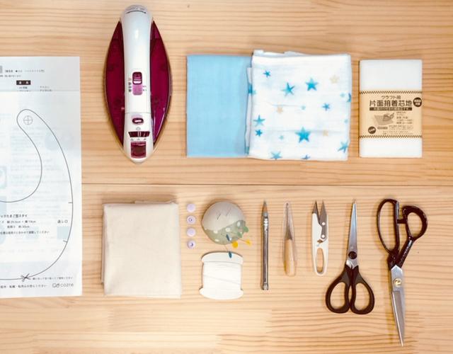 スタイ材料・道具,赤ちゃん,手作り,スタイ