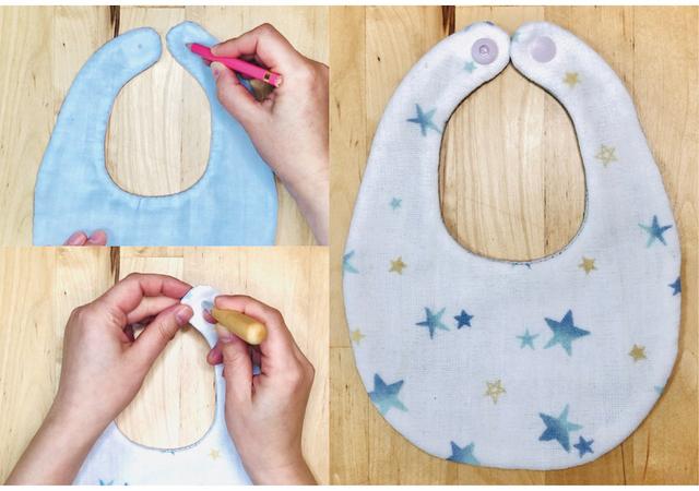 step9,赤ちゃん,手作り,スタイ