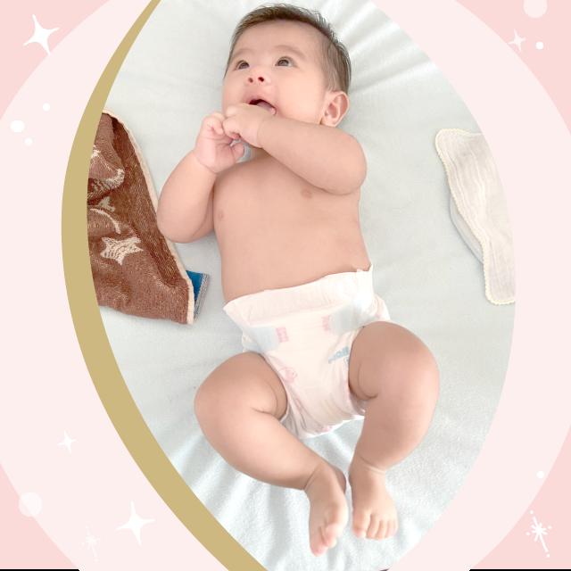 赤ちゃん①,赤ちゃん,紙おむつ,
