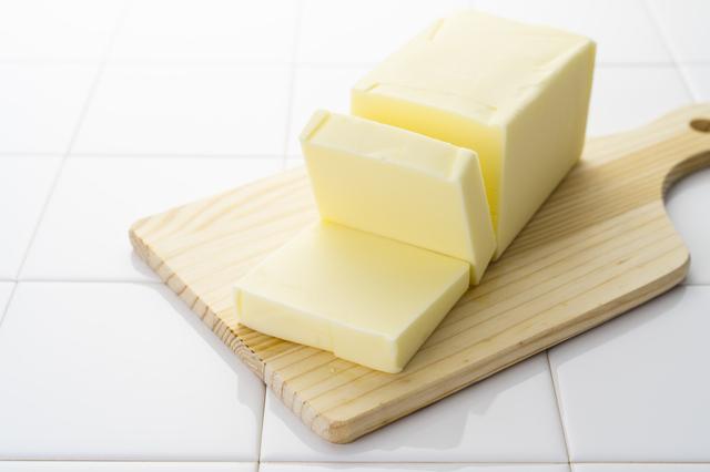 バターができる理由,バター,レシピ,
