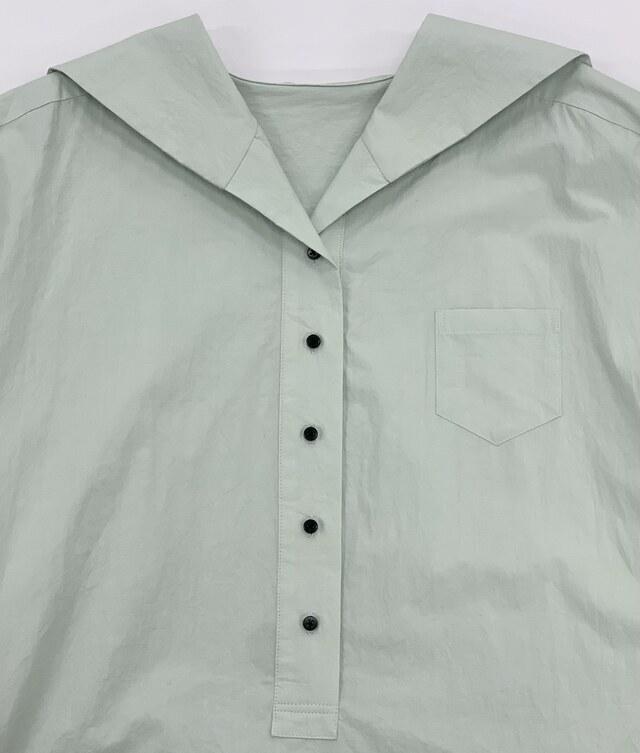 セーラーカラーシャツ,