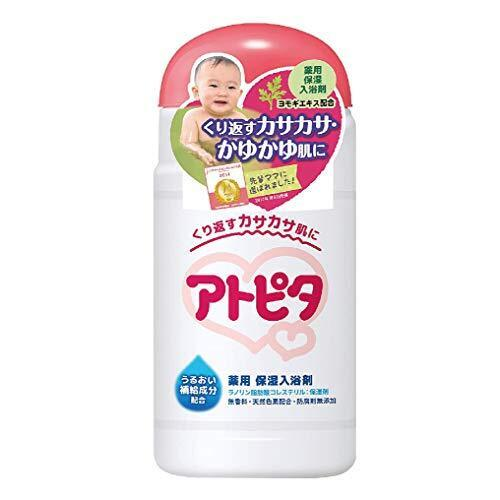 アトピタ 薬用入浴剤 ボトルタイプ,赤ちゃん,入浴剤,