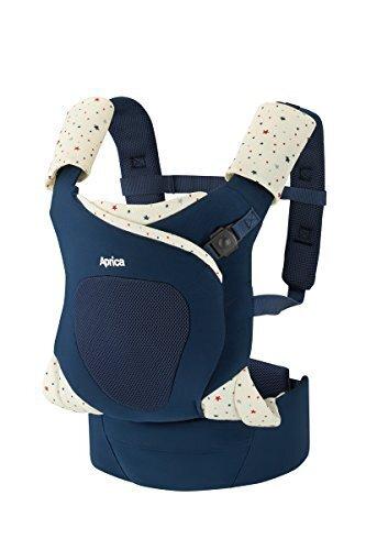 Aprica(アップリカ) 新生児から使える抱っこ紐 コアラ koala (ホールディングパッド・よだれパッド付属) ネイビー 2049499,抱っこ紐,おすすめ,