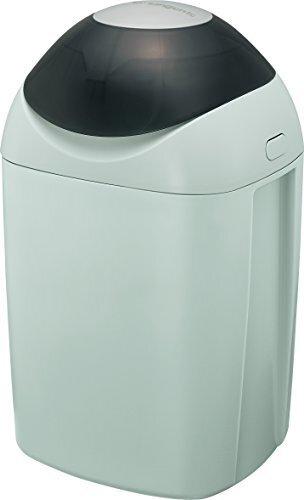 コンビ Combi 紙おむつ処理ポット 強力防臭抗菌おむつポット ポイテック オパールグリーン (旧型ポイテック/ポイテック アドバンス用カセット両方使用可能),おむつ,ゴミ箱,