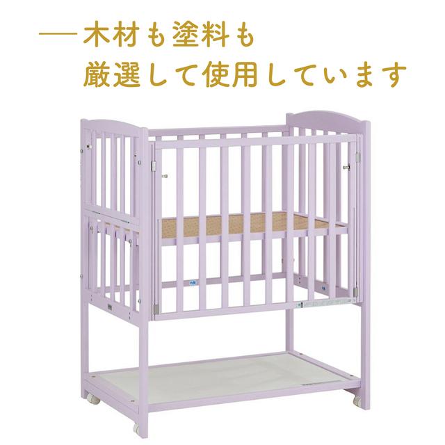 画像⑤:ヤマサキ製ベビーベッド,カトージ,ベビーベッド,