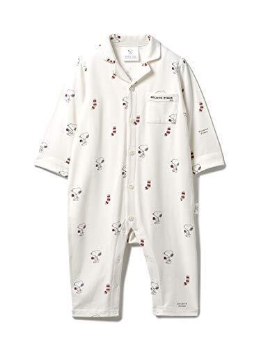 [ジェラート ピケ] 【SNOOPY】babyロンパース PBCO205462 RED 70,ベビー服,ブランド,