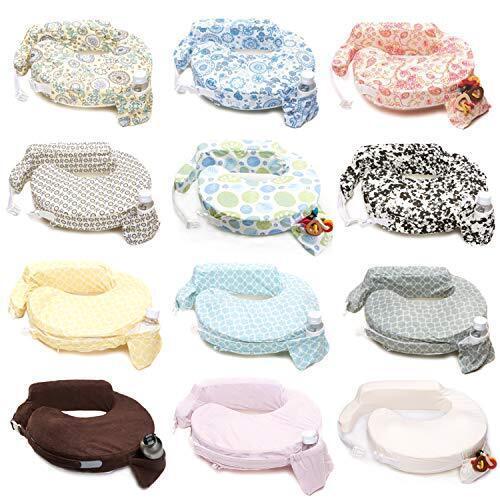 授乳クッション 「日本をはじめ世界700以上の病院で愛用されている授乳クッション」 マイブレストフレンド 日本正規品 1年保証(イブニンググレー),授乳クッション,