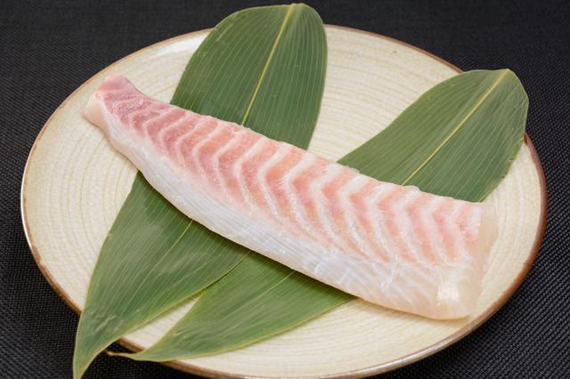 鯛の刺身,離乳食,魚,