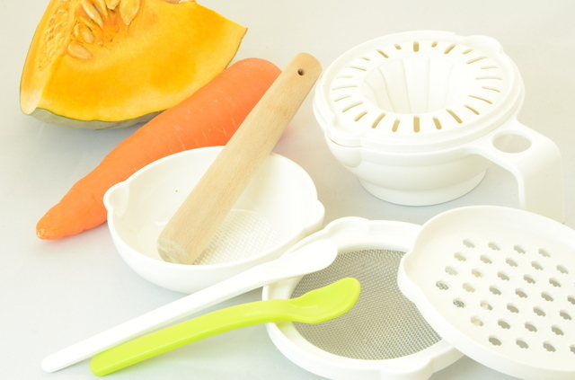 離乳食の調理器具,離乳食,魚,