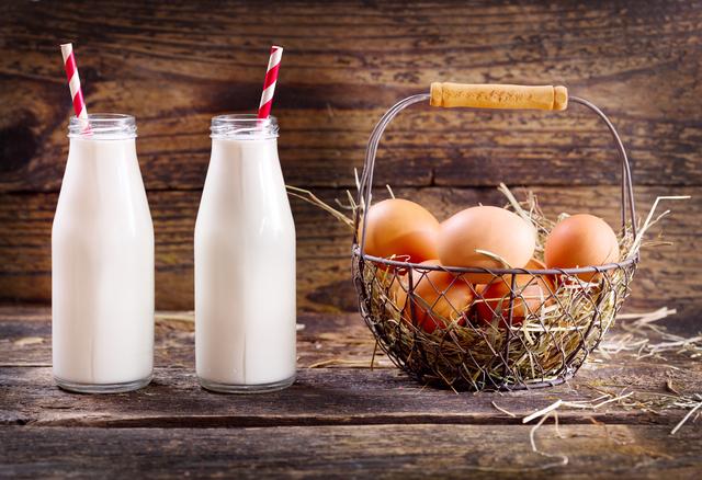 卵と牛乳,離乳食,フレンチトースト,