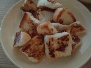 「離乳食後期」アップルフレンチトースト ,離乳食,フレンチトースト,