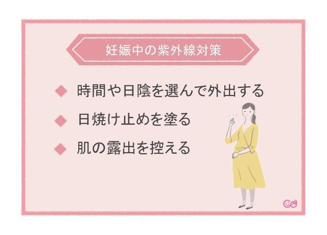 妊娠中の紫外線対策,妊娠中,紫外線,対策
