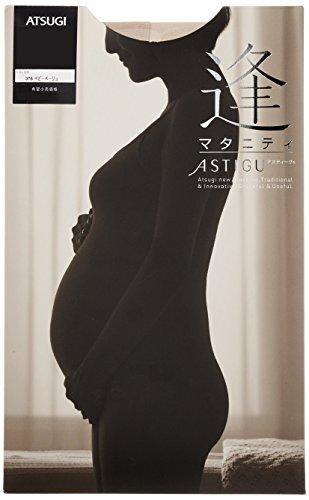(アツギ)ATSUGI ストッキング ASTIGU(アスティーグ) 【逢】 マタニティ ストッキングFP1206 378 ベビーベージュ S~~M~,マタニティタイツ,マタニティストッキング,おすすめ