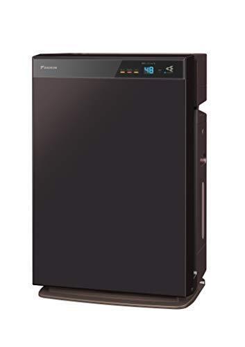 ダイキン MCK70W-T 加湿ストリーマ空気清浄機 (ビターブラウン),空気清浄機,人気,