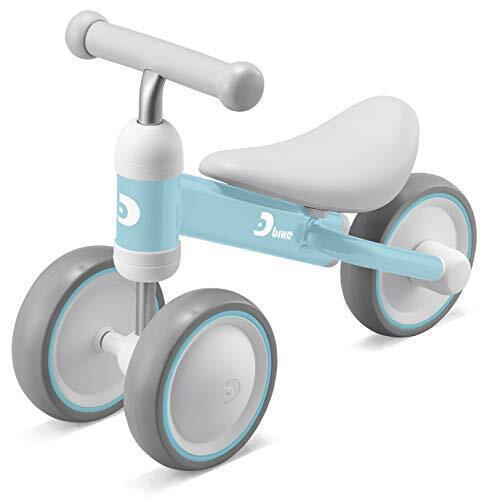 D-bike mini プラス ミントブルー,三輪車,1歳,