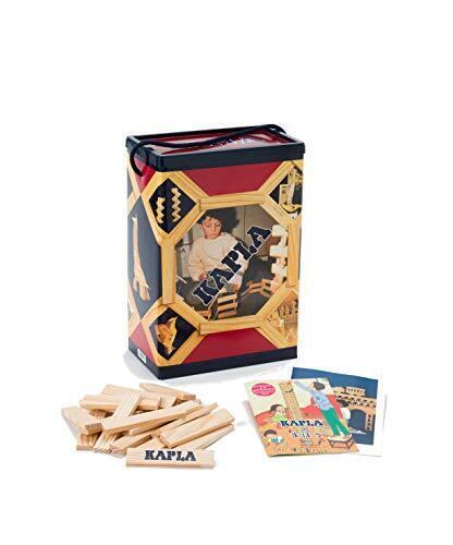 KAPLA カプラ200 【日本正規品】,積み木,知育,遊び方