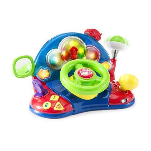 Bright Starts ブライトスターツ ライツ&カラー・ドライバー (52178) by Kids II,1歳,おもちゃ,男の子