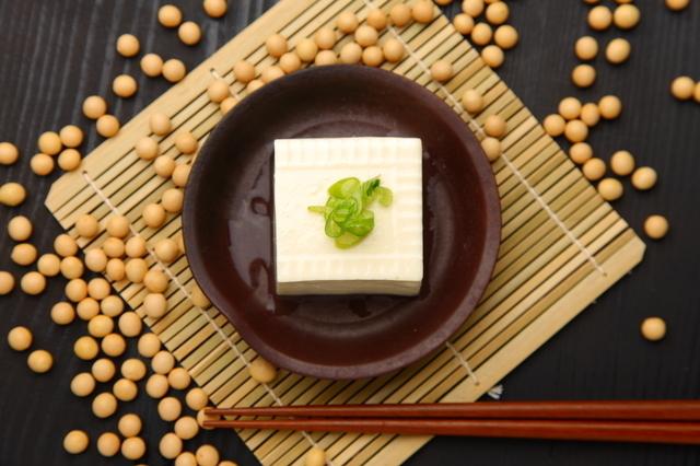 大豆と豆腐,離乳食,後期,豆腐