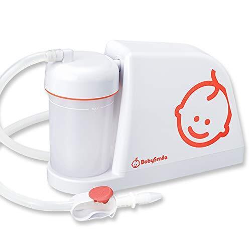 Baby Smile 電動鼻水吸引器 メルシーポット S-503,鼻吸い器,電動,