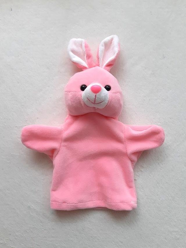 アニマルパペット ダイソー,100均,おもちゃ,赤ちゃん