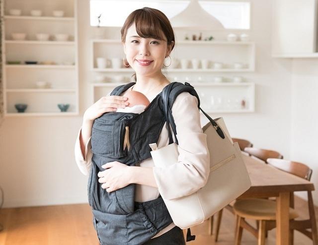 [ジェラート ピケ]ベアスター柄ママバッグ NVY,赤ちゃん,おでかけ,持ち物