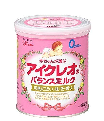 アイクレオのバランスミルク 320g,粉ミルク,液体ミルク,