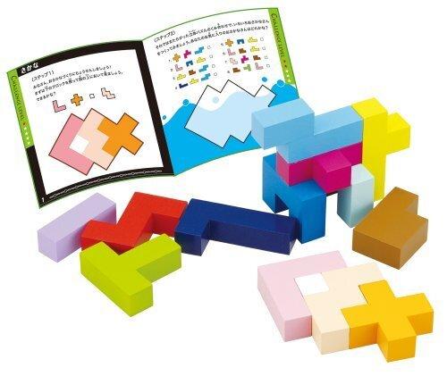 立体パズル,知育,立体パズル,おもちゃ