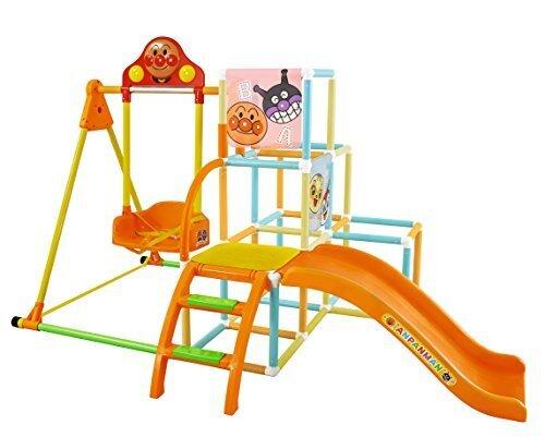 アンパンマン うちのこ天才ブランコパークDX ボール付き,室内,遊具,