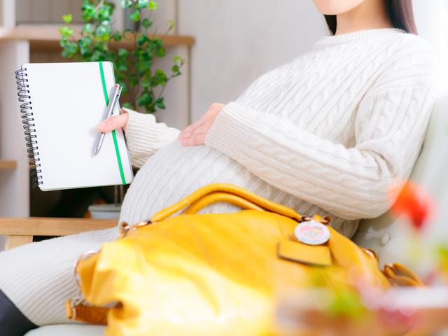 ,出産,入院準備,リスト