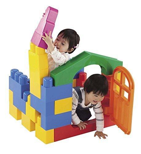 1歳には全身でブロック Neo,おもちゃ,ブロック,
