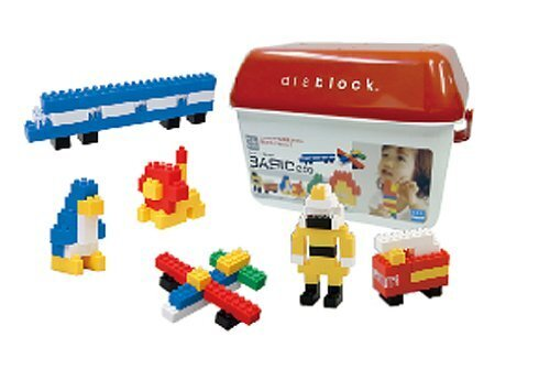 diablock BASIC 250,おもちゃ,ブロック,