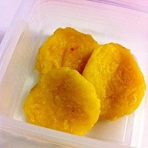 【離乳食中期】かぼちゃと豆腐のお焼き,離乳食,中期,
