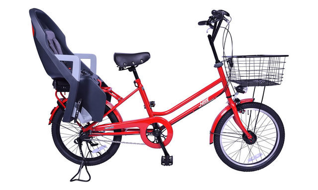 NOIS MAMA ,おしゃれ,おすすめ,子供乗せ自転車