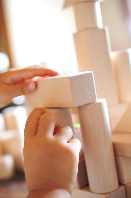 木の積み木,知育玩具,3歳,おすすめ