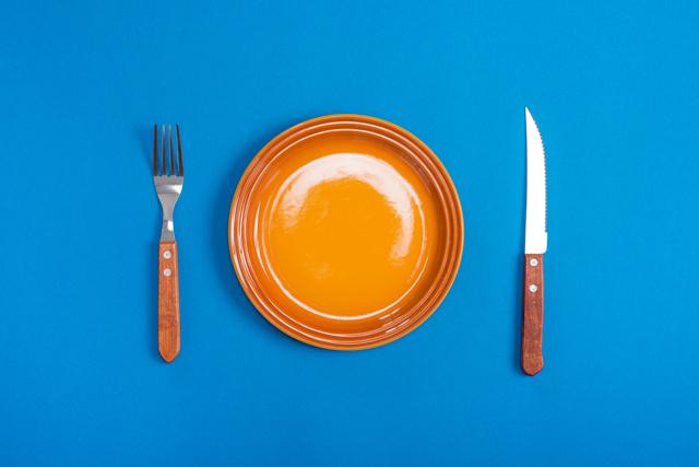 ナイフとフォーク,食事マナー,