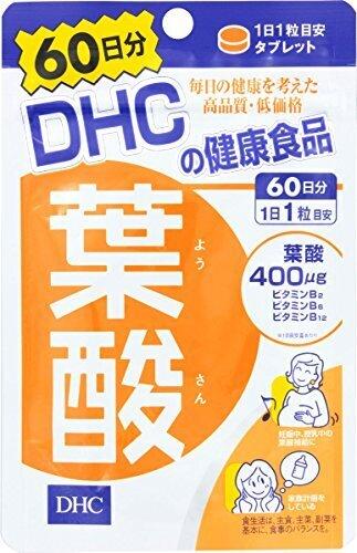 DHC 葉酸 60日分 60粒,産後,サプリメント,