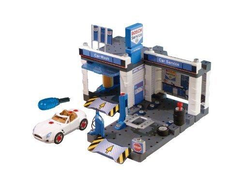 クライン ボッシュ サービスステーション (洗車機、車付) 【ボーネルンド】,ごっこ遊び,おもちゃ,