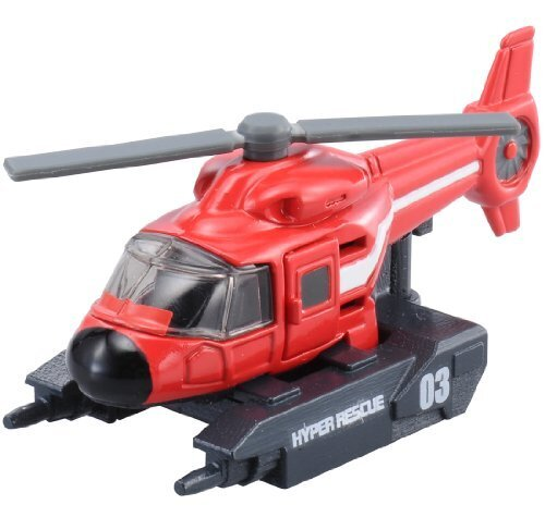 トミカ ハイパーレスキュー HR03 機動救助ヘリ,トミカ,おもちゃ,