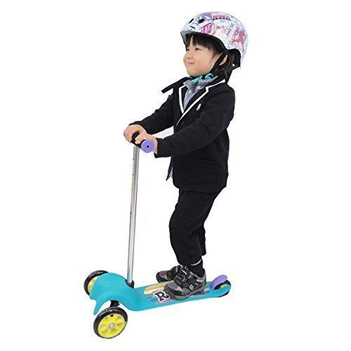 ラングスジャパン(RANGS) バランススクーター ブルー,キックボード,子供,