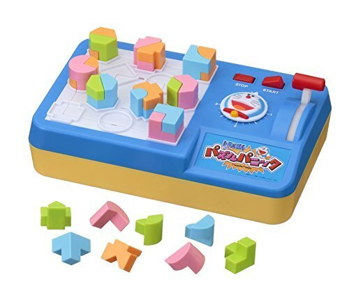 ドラえもん パズルパニック,知育玩具,4歳,