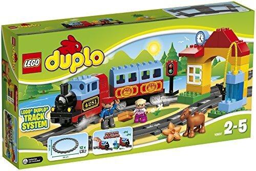 レゴ (LEGO) デュプロ はじめてのトレインセット 10507,おもちゃ,2歳,