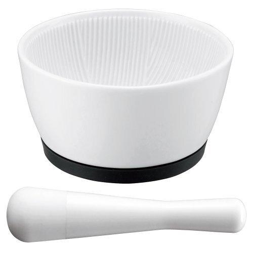 KINTO (キントー) すり鉢 ホワイト 16247,離乳食,裏ごし,