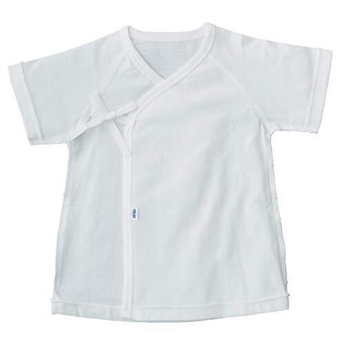 CELEC(セレク) 新生児 肌着 日本製 ベビー 短肌着 50cm 60cm ホワイト フライス 出産準備 【105065】,出産準備,品,