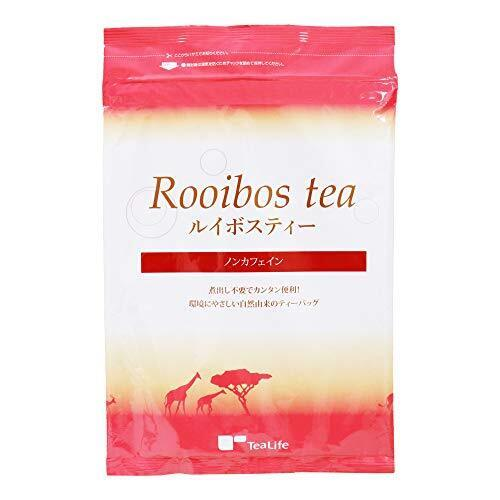 ティーライフ ルイボスティー ノンカフェイン ティーバッグ 2.0g×101個 水出し お茶 ,ノンカフェイン,コーヒー,