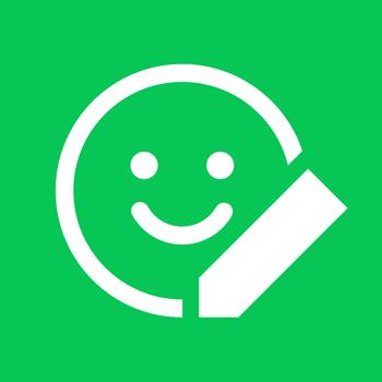 LINEスタンプメーカー,写真,アプリ,加工