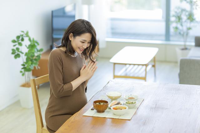 秋の食材の注意点,秋,妊婦,レシピ