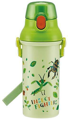 スケーター 子供用 プラスチック 水筒 インセクトファイターズ 480ml PSB5SAN,水筒,1歳,