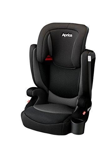 アップリカ(Aprica) ジュニアシート 3歳頃から エアライド AB アイブラック BK 2049065,チャイルドシート,人気,