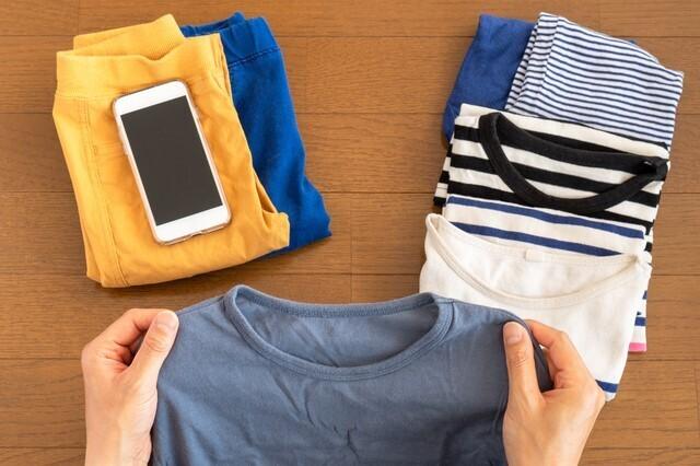フリマアプリ 服 出品,子供服,処分方法,