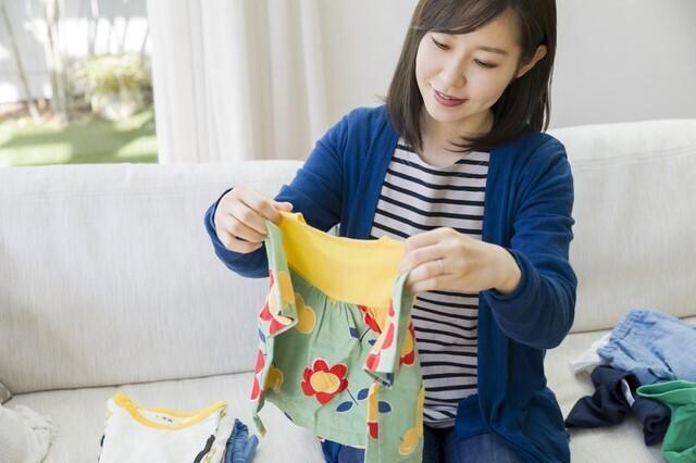 サイズアウト 子ども服 お下がり 寄付,子供服,処分方法,